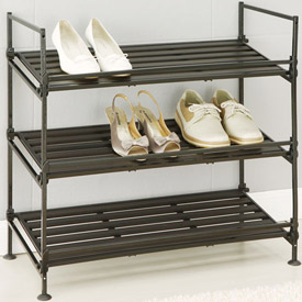 Shoe Racks and Organizers at Organize-It
