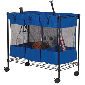 Sports Equipment Organizers and Storage Racks at Organize-It