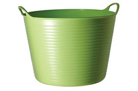 Large Tubtrug Storage Bucket in Pistachio