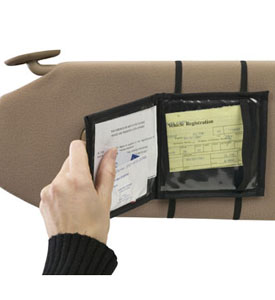Car Visor Organizers and CD Holders at Organize-It