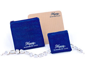 Hagerty Silver Care and Storage Kit