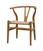 Claus Wood Chair By Wholesale Interiors Inc
