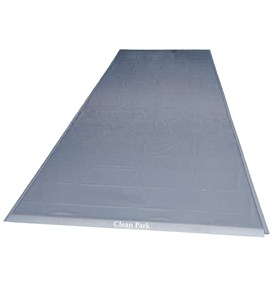 Heavy Duty Clean Park Garage Mat Image