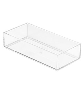 Clear Acrylic Cosmetic Organizer Image