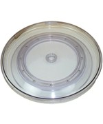 Clear Lazy Susan Turntable - 18 Inch