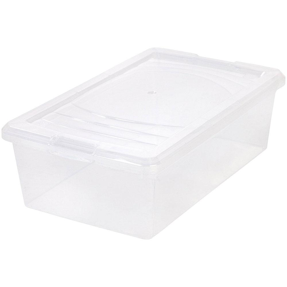 ... Clear Plastic Box   Small Shoe, Plastic Storage ...