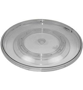 Clear Turntable - 21 Inch Image