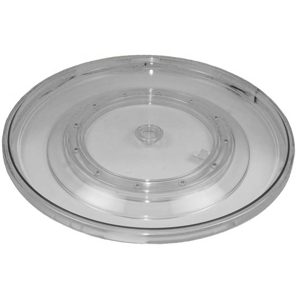 Attractive Clear Turntable   21 Inch