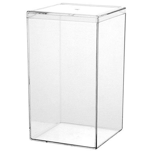 Charming Clear Storage Containers Image