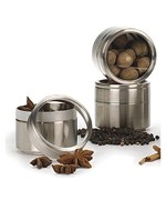 Stainless Steel Storage Canister