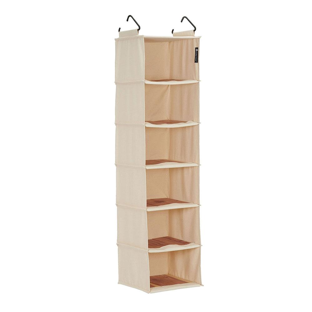 Hanging Shelf Organizer   CedarStow. Price: $109.99