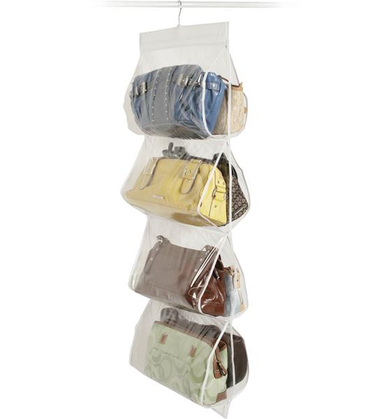 Closet purse organizer in purse organizers - Purse organizer for closet ...