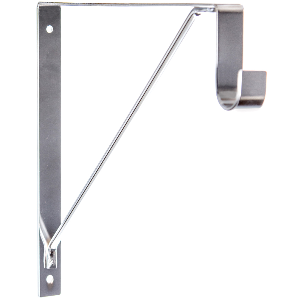 Exceptional Closet Rod And Shelf Support Bracket Image