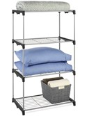 Closet Shelves - 4 Tier