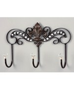 Coat Hanger - Wrought Iron