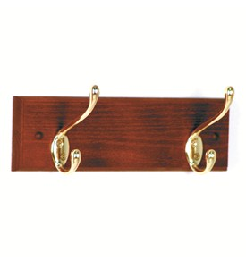 Coat Rack - Two Hook Image