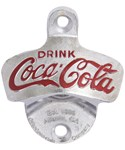 Coca-Cola Wall Mount Bottle Opener