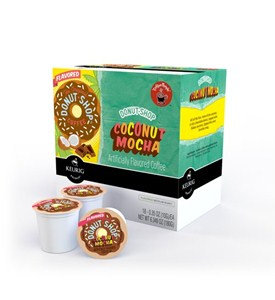 Keurig Coconut Mocha K-Cups (Set of 18) Image