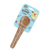 Wood Coffee Scoop - Owl