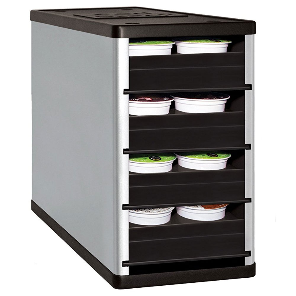 Coffee Stack K Cup Storage Unit In Tea And Coffee Storage