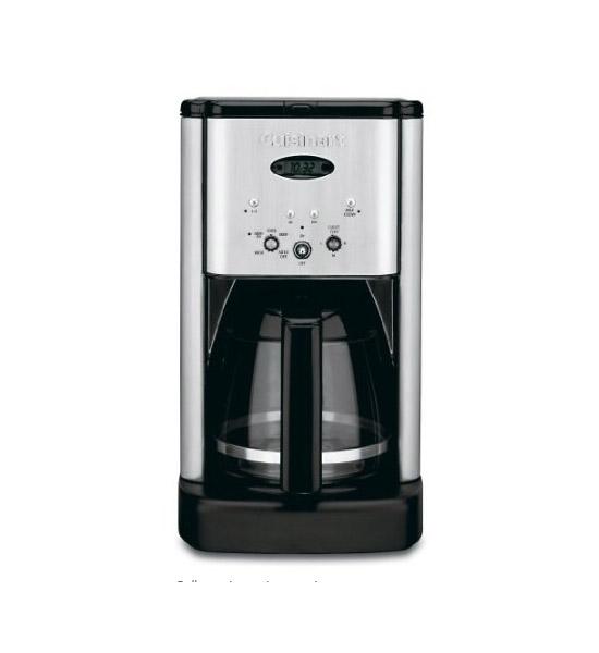 Cuisinart Coffee Maker Cleaning Light : Coffeemaker - Cuisinart in Coffee Makers and Accessories