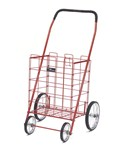 Collapsible Shopping Cart by Narita Trading