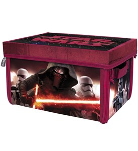 Collapsible Toy Box - Star Wars Image