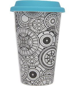 Color Your Own Cup Image