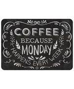 Comfort Kitchen Mat - Mondays