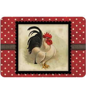 Comfort Kitchen Mat - Rooster Image