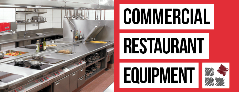 Commercial food service for Cuisine commerciale equipement