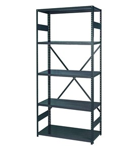 Commercial Steel Shelving by Edsal Image