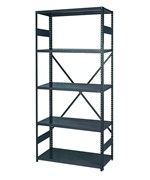 Commercial Steel Shelving by Edsal