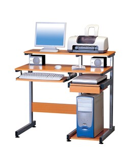 Compact Computer Desk by RTA Products Image