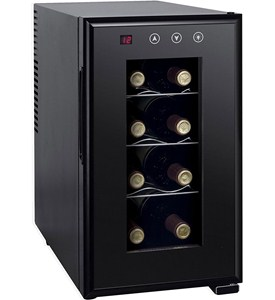 Compact Wine Cooler - 8 Bottle Image