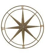 Compass Wall Decor by Passport