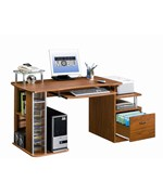 Computer Desk With Storage by RTA Products