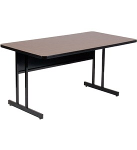 Computer Table Workstation - 30 x 48 Inch Image
