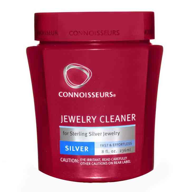 connoisseurs jewelry cleaner silver in jewelry cleaning