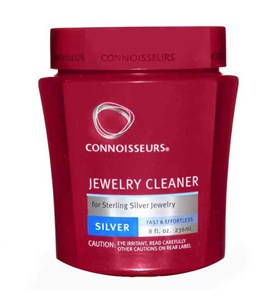 Connoisseurs Jewelry Cleaner - Silver Image