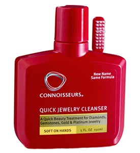 Connoisseurs Jewelry Cleaner Polishing Soap Image
