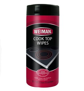 Cook Top Cleaner Wipes Image