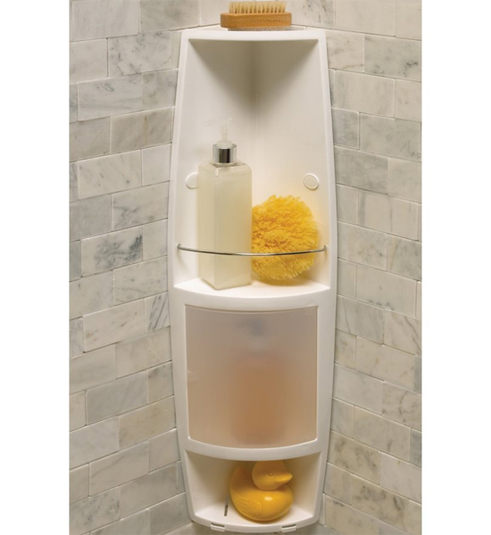 Corner Shower Caddy In Shower Caddies