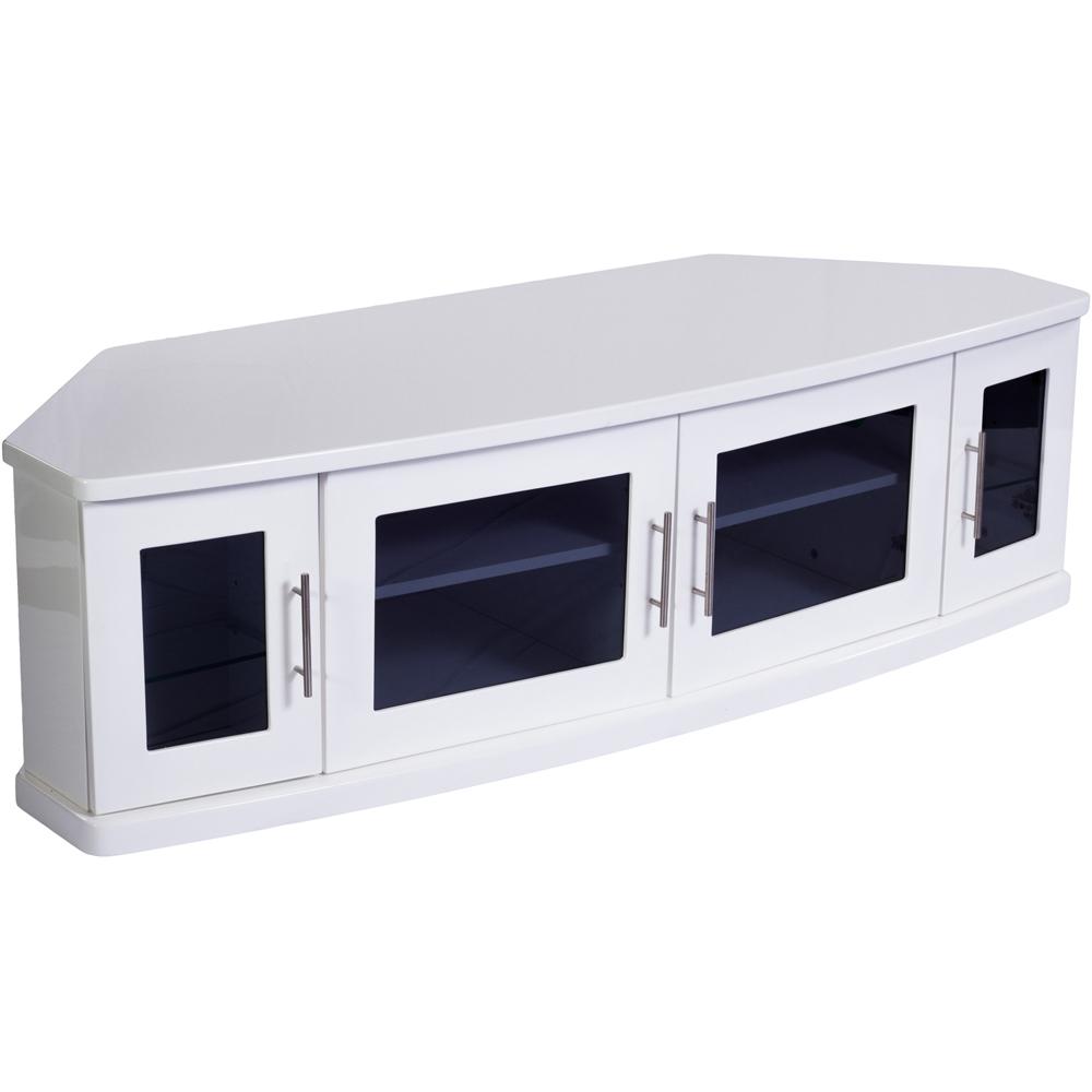 corner television stand 62 inch in tv stands. Black Bedroom Furniture Sets. Home Design Ideas