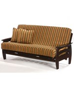 Corona Chair Futon - by Night and Day Furniture Online