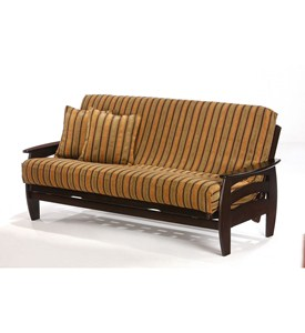 Corona Queen Futon by NIGHT AND DAY FURNITURE ONLINE Image