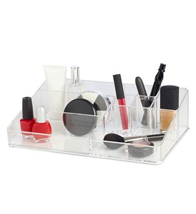 Cosmetic Organizer - 9 Compartment Image