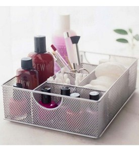 Cosmetic Organizer Tray Image