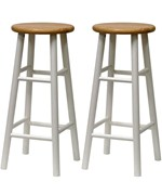 Cottage Kitchen Stools