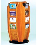 Brochure Rack - Rotating